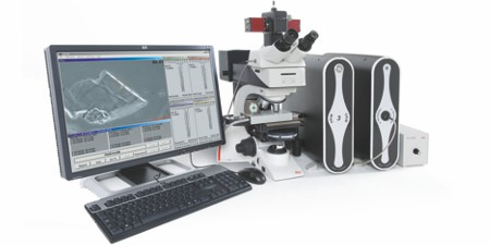 ffTA multi-examination trace evidence analysis instrument