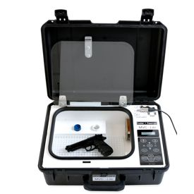 MVClite portable fingerprint fuming chamber