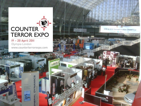Counter terror expo 2011 - document examination systems