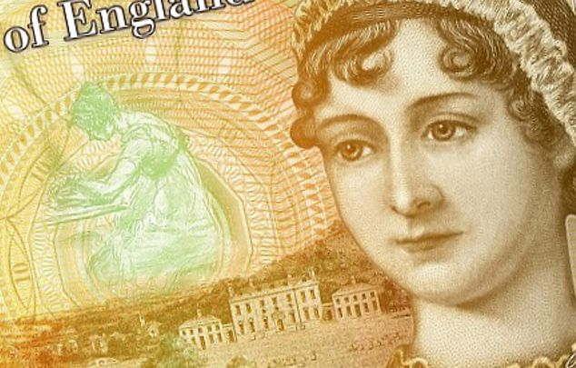New Jane Austin £10 polymer banknote to be launched next week