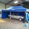 Car in SUPERfume TENT