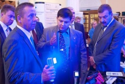 Russian officials impressed with Foster + Freeman technology
