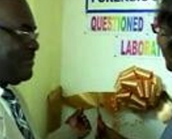 Jamaican Document Examination Lab opens after 20 year wait
