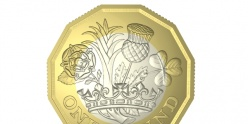 UK unveils winning design for worlds' most secure coin
